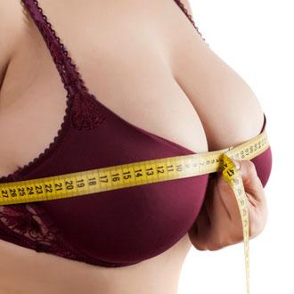 Brustgröße